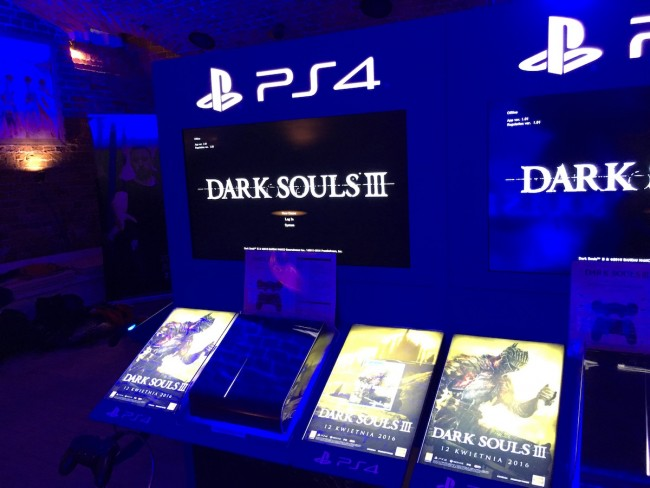 Dark Souls 3 hands-on