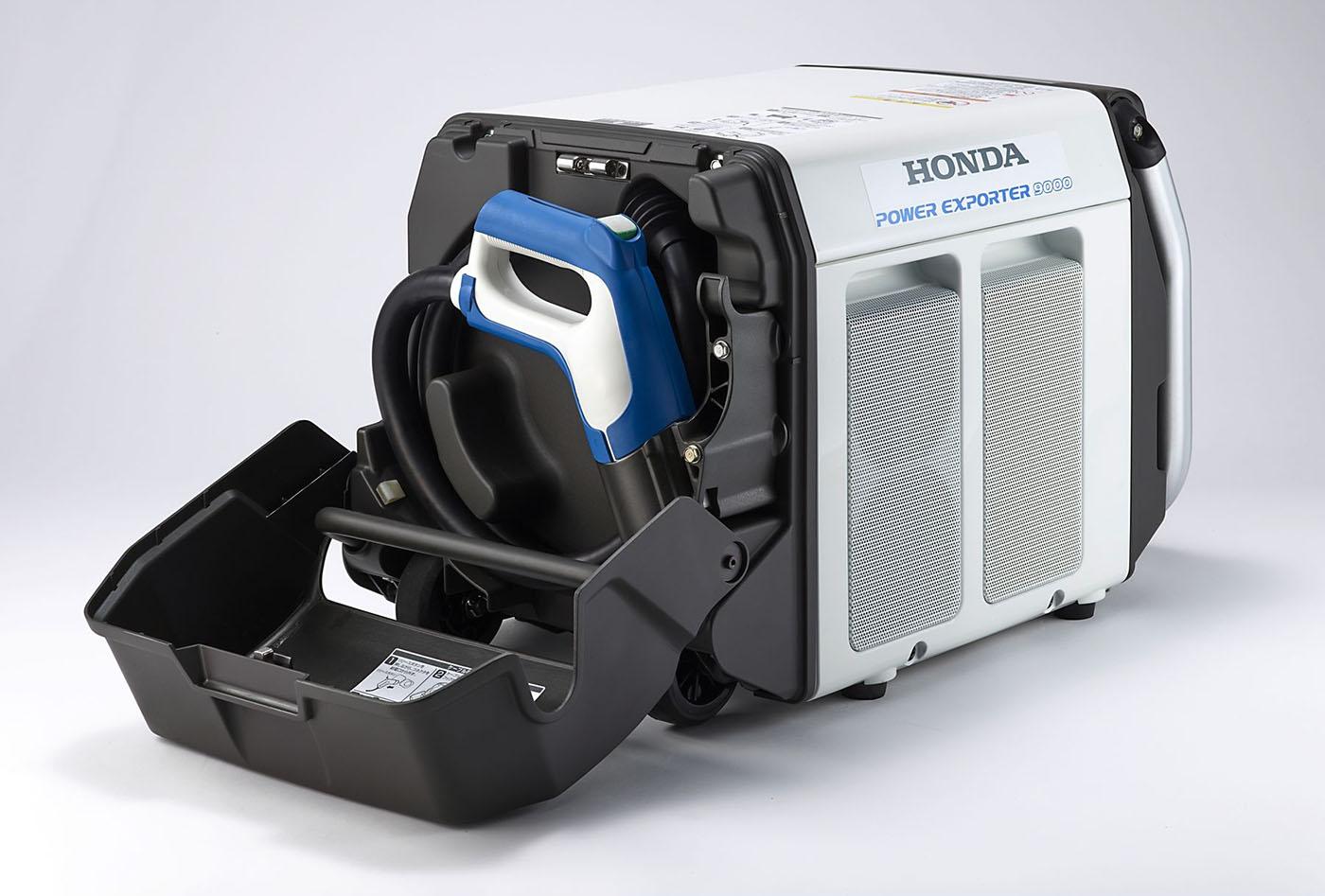 Honda Clarity napędzi też Twoje mieszkanie.