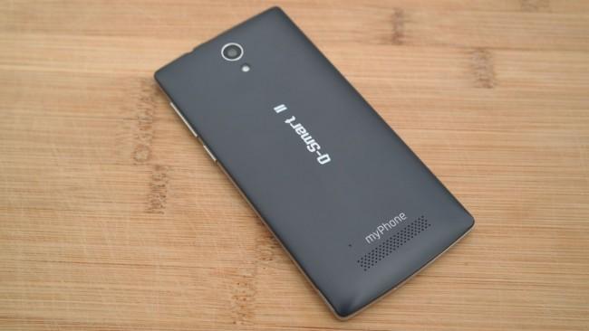 myPhone Q-Smart II Tył 2