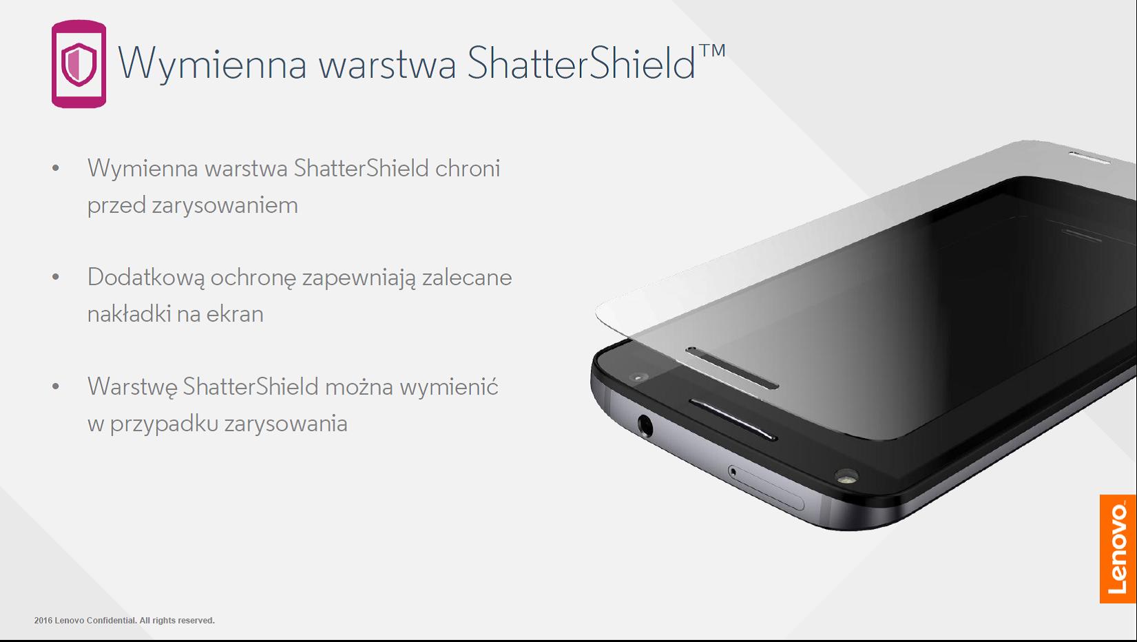 Moto X Force ma niezniszczalny ekran. Sprawdziliśmy to.