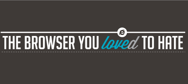 Internet Explorer - Przeglądarka którą kochasz nienawidzić