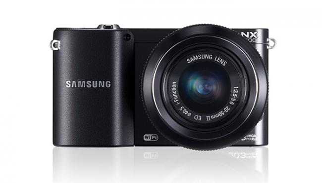 Samsung NX2000 z systemem Tizen OS