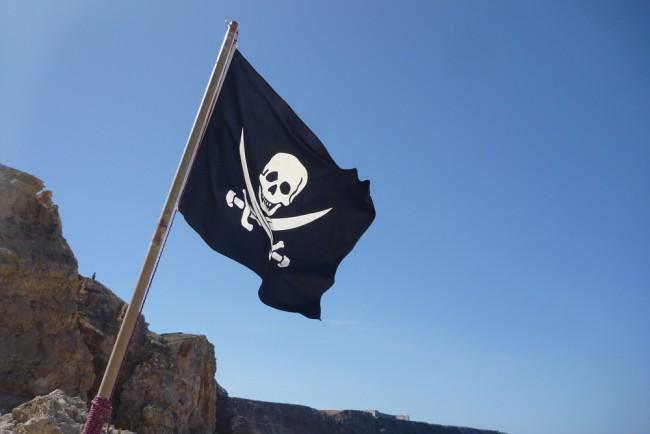 flaga piratów