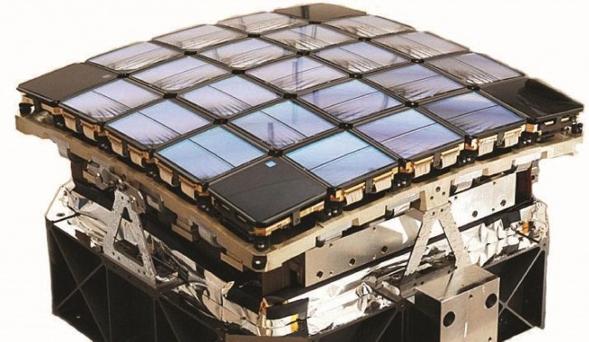 Matryca CCD Keplera
