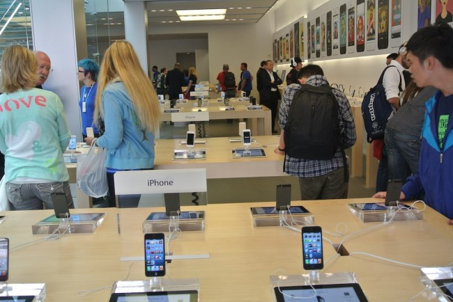 Apple Store, San Francisco._12