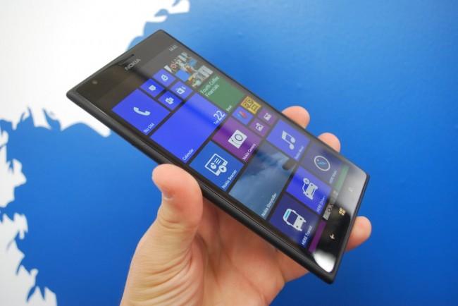 Nokia Lumia 1520, 1