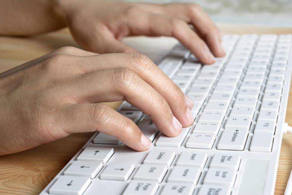 klawiatura komputer