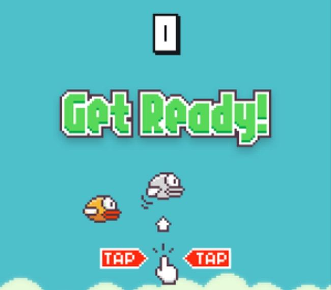 flappy bird jak grac