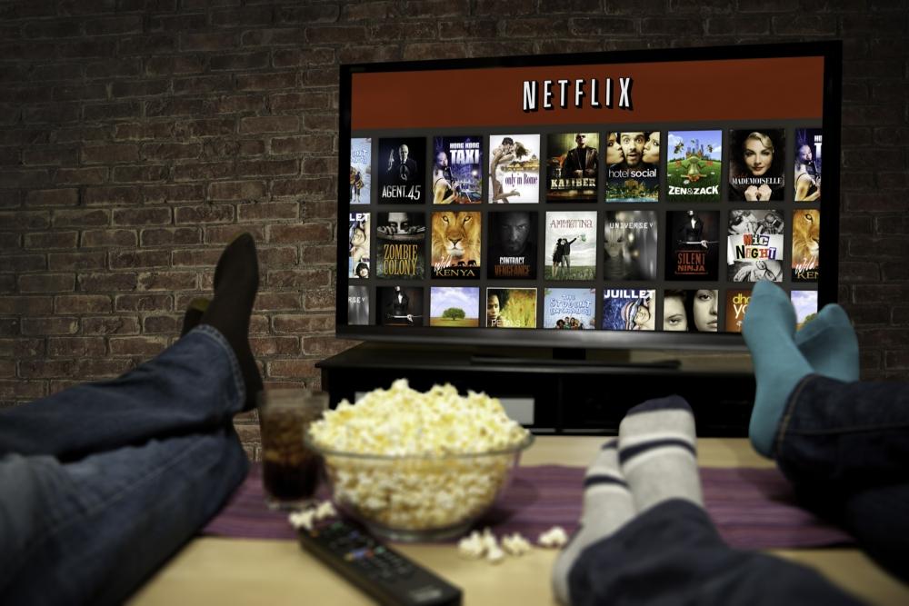 netflix w telewizorze