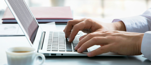 laptop komputer notebook praca internet