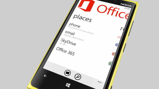 Windows Phone Office
