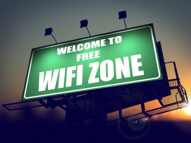 darmowe wifi