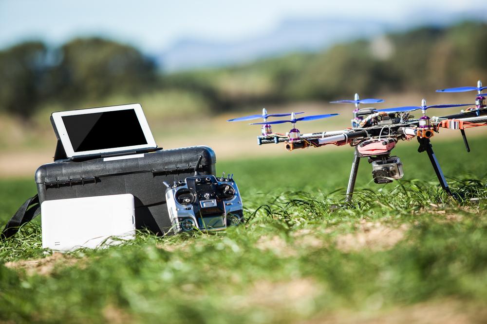 dron aparat
