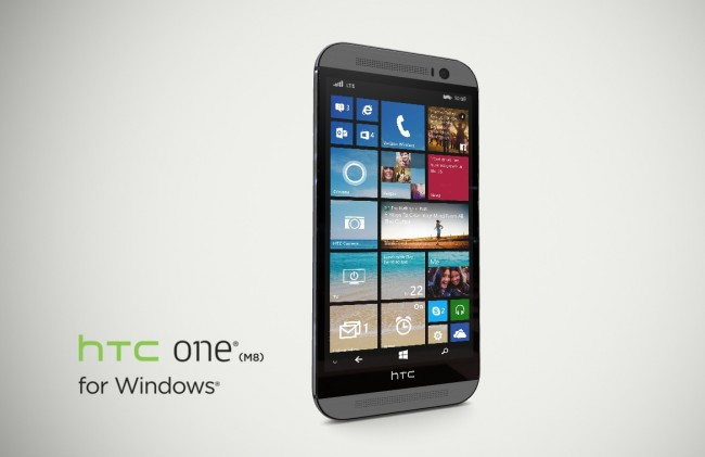 htc one windows