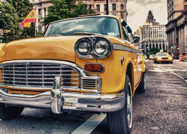 taxi uber w polsce