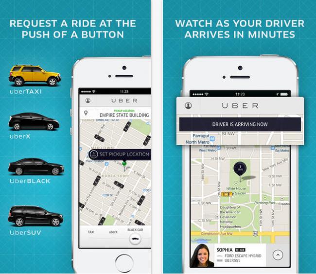 uber w polsce 2