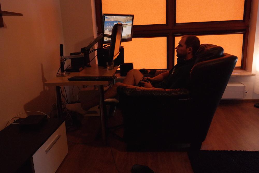 DaWarsaw w pracy