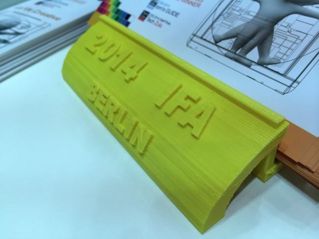 IFA 2014 XYZprinting Da Vinci 29