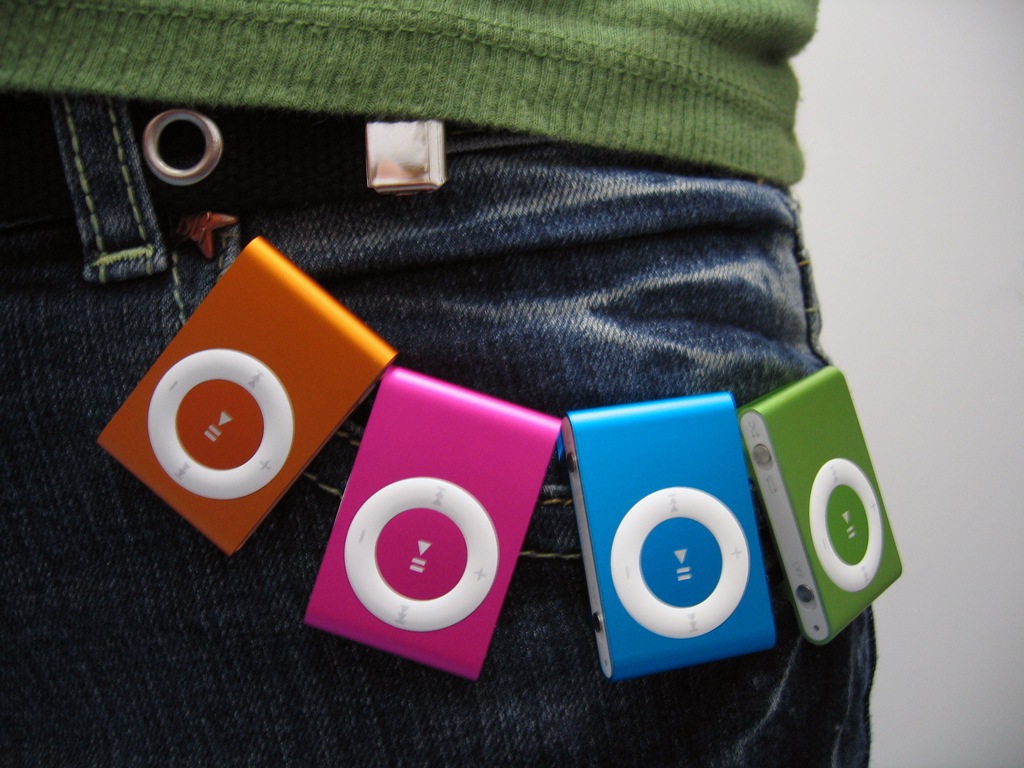 iPode jest nie tylko gadżetem. To produkt z kategorii moda