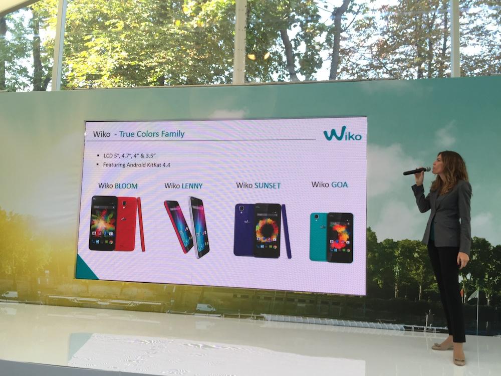 Wiko 7, portfolio 2