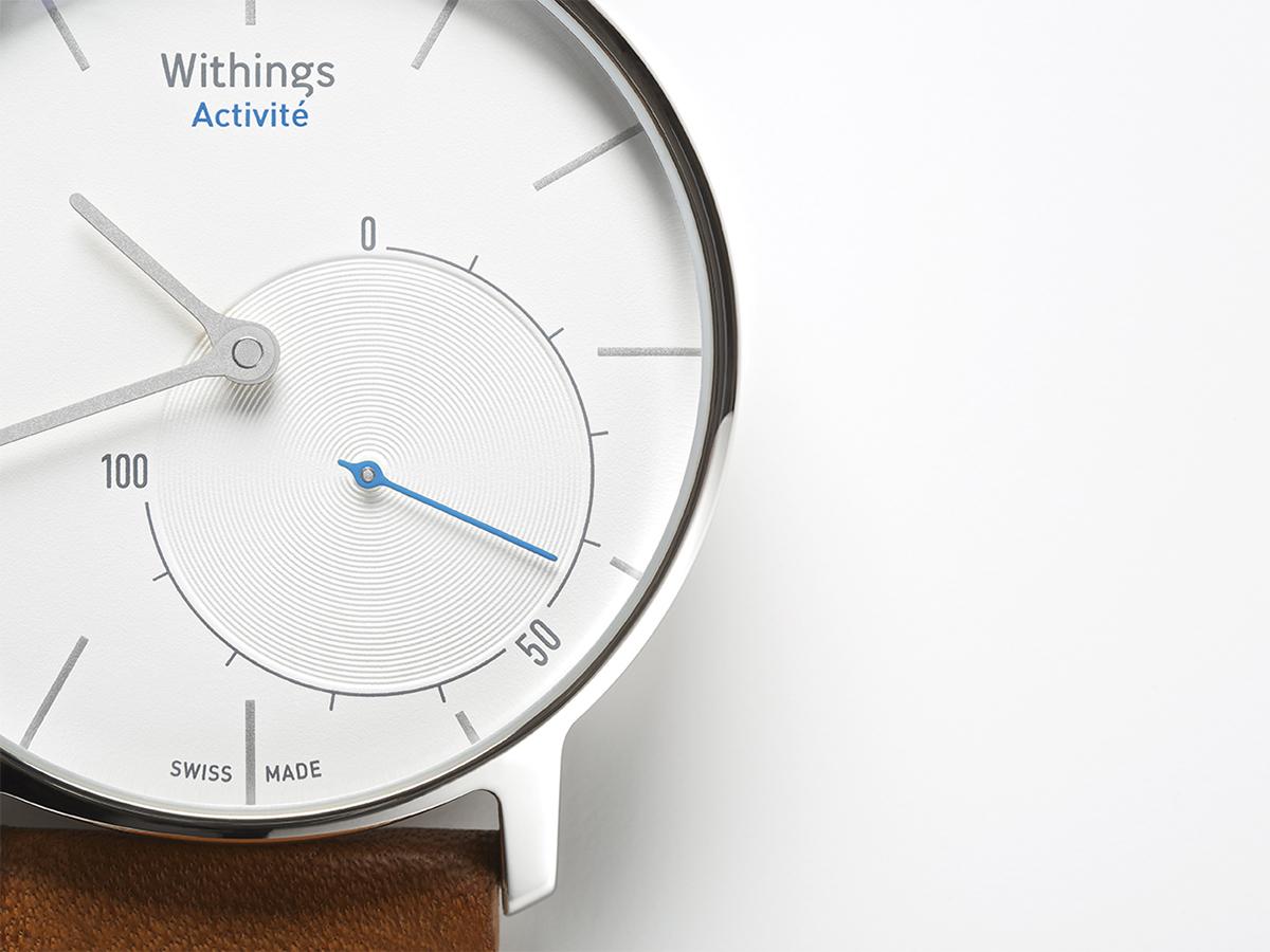 Jeden z najładniejszych smartwatchy - Withings Activite