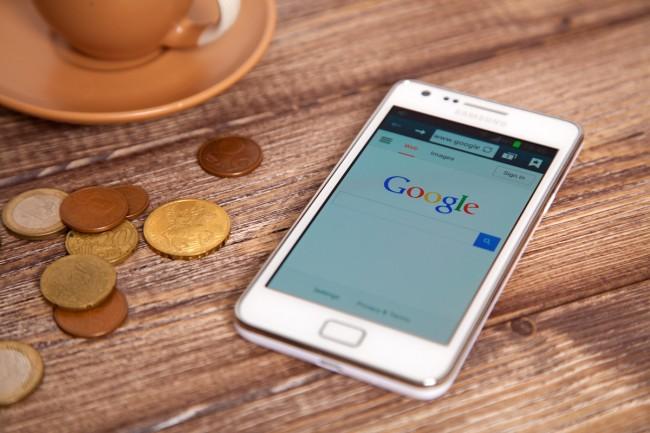 android smartfon google wyszukiwarka samsung