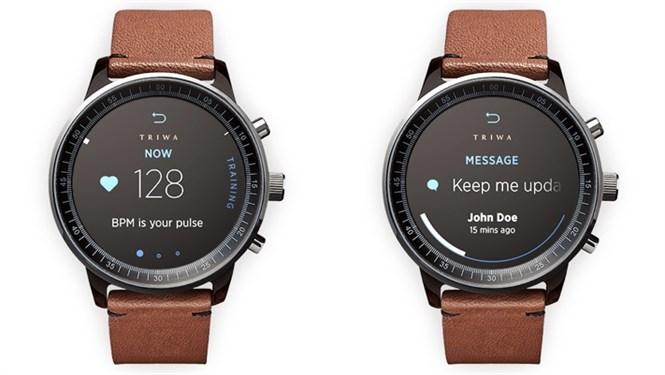 Koncept nowego oprogramowania dla smartwatchy
