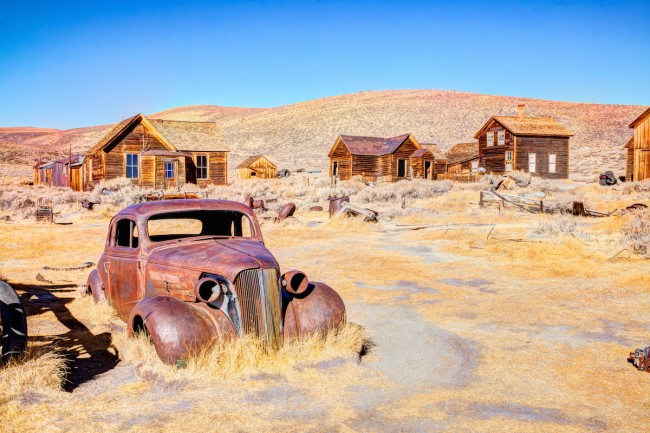google plus pustynia miasto duchów