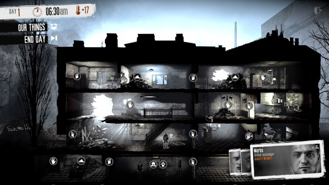 this war of mine dzień 01