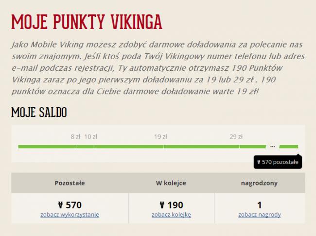 Punkty vikinga