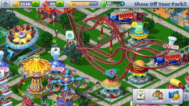 RollerCoaster Tycoon 4 Mobile 3