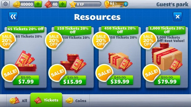RollerCoaster Tycoon 4 Mobile 4