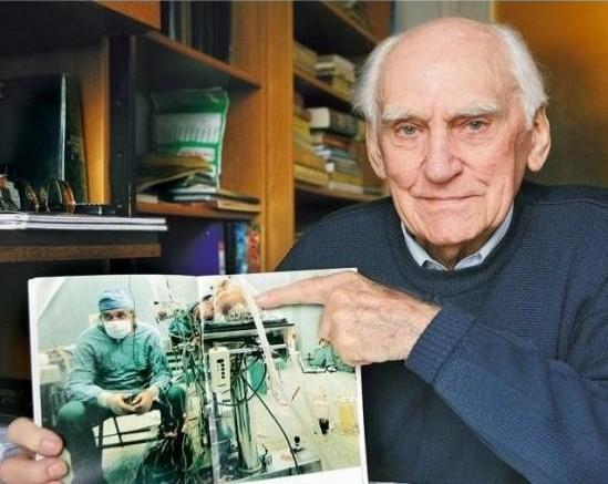 Tadeusz Żytkiewicz, pacjent ze słynnego zdjęcia