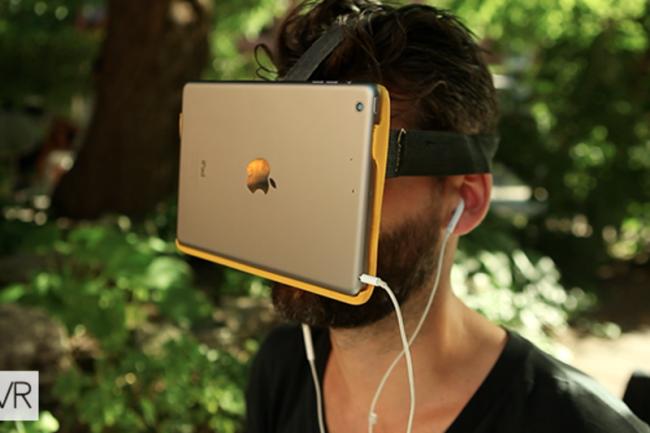 VR-iPad