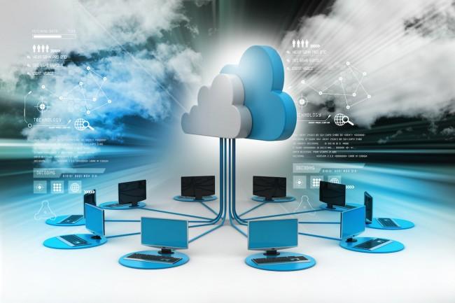 chmura cloud computing serwery w chmurze