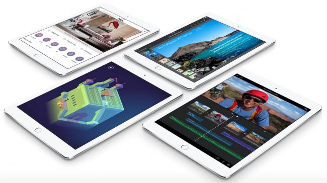 iPad Air 2 Wygląd