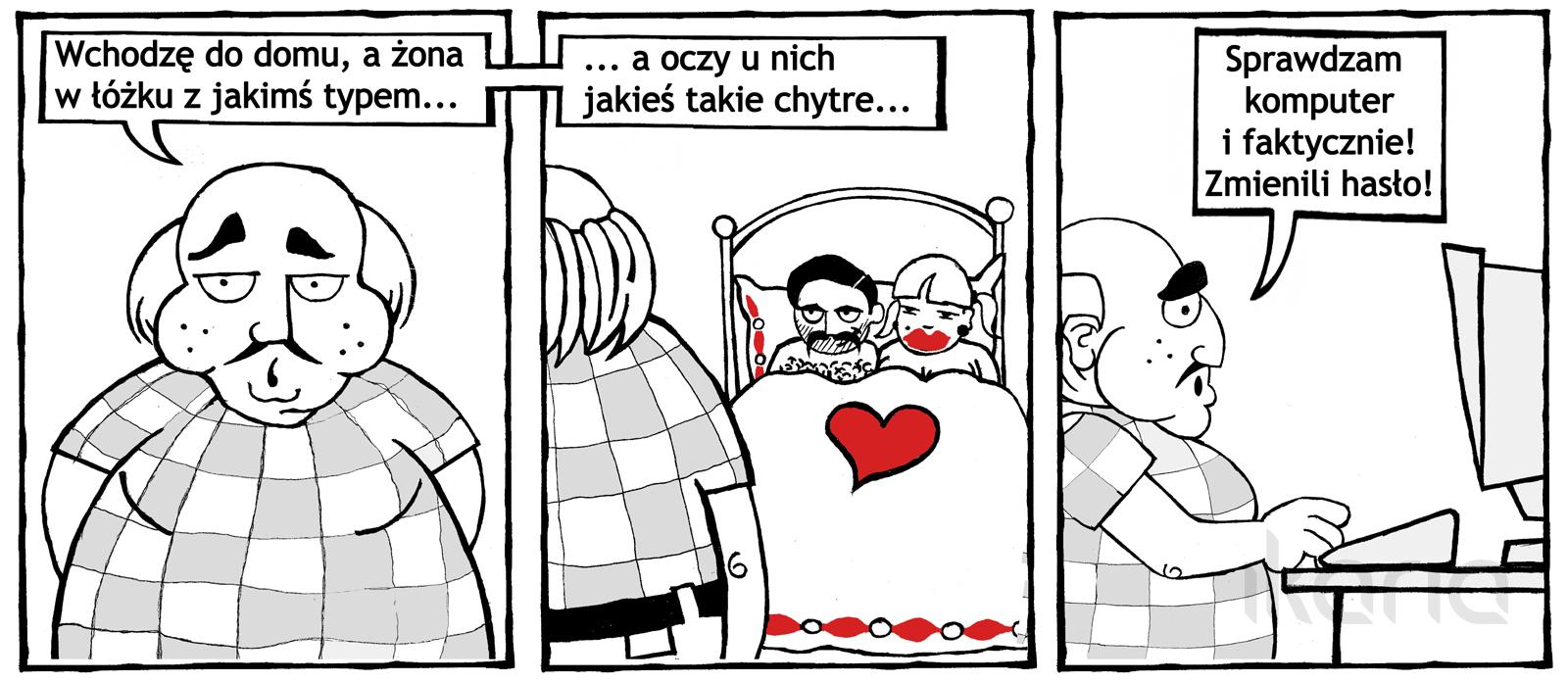 komiks dnia 3