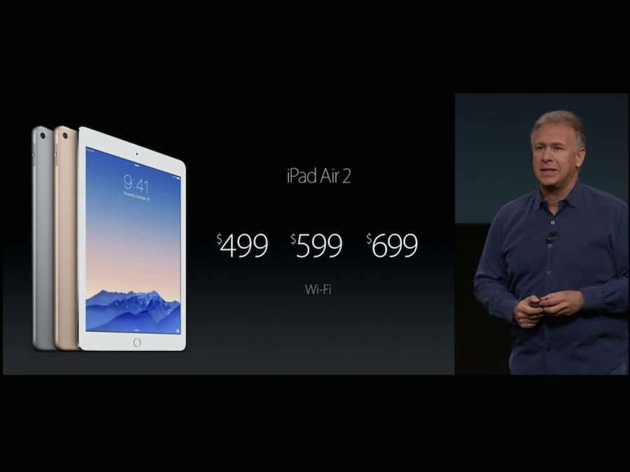 konferencja Apple, październik 2014, 1