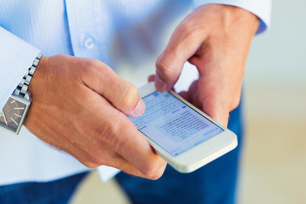 konkursy sms oszustwo telefon smartfon iphone