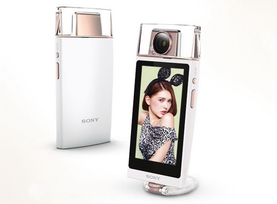 Sony KW1 z zakrzywioną matrycą