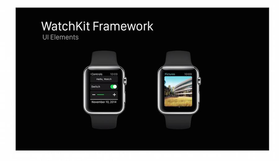 WatchKit, 4