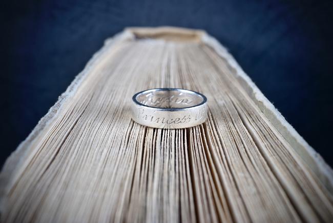 rpg książka władca pierścieni