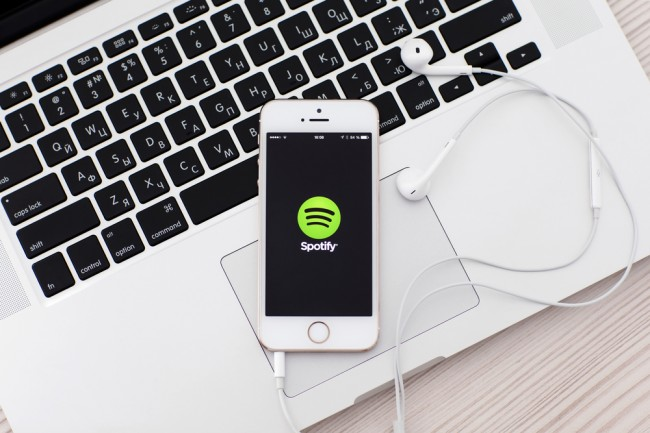 spotify streaming muzyki