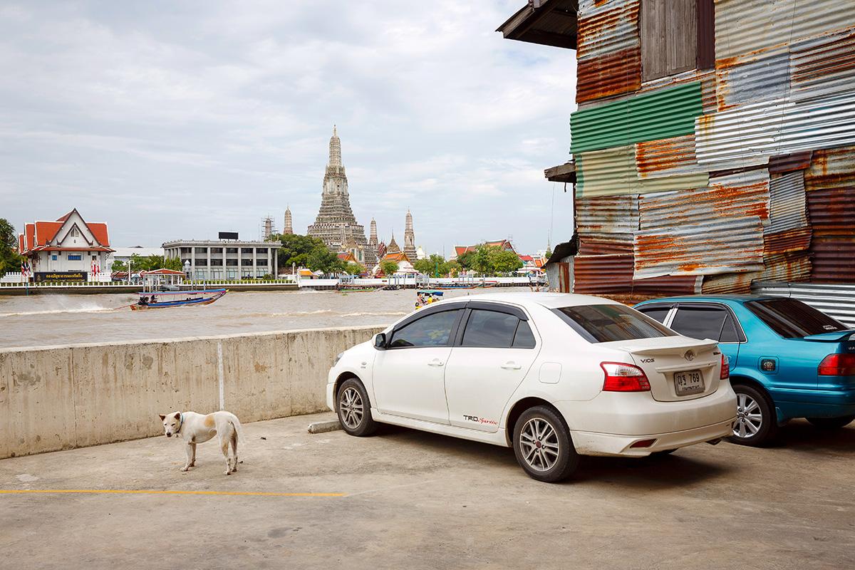 Bangkok, Tajlandia, fot. Noah Sheldon