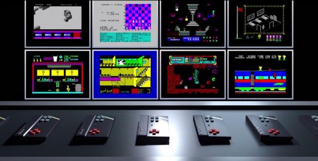 Sinclair ZX Spectrum Vega 3