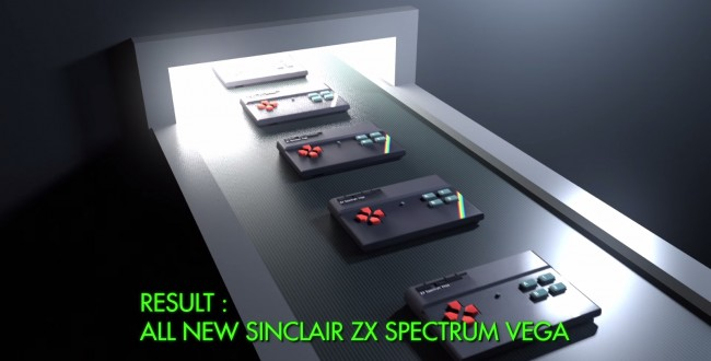 Sinclair ZX Spectrum Vega 6