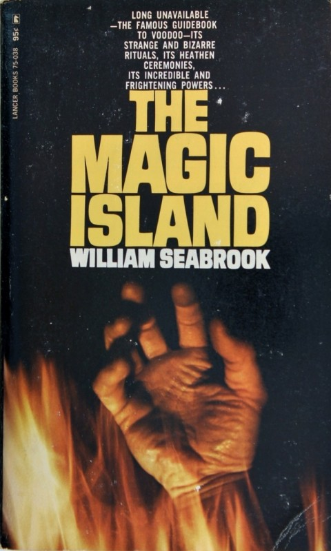 the magic island book