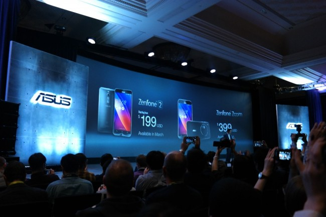 Asus ZenFone ceny