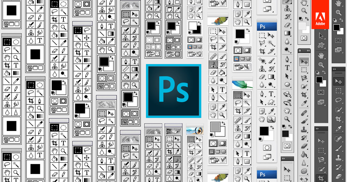Photoshop_Toolbars