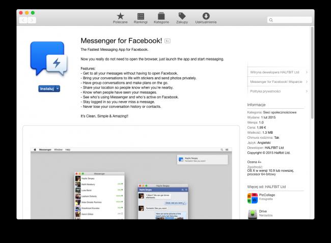messenger-for-facebook-os-x